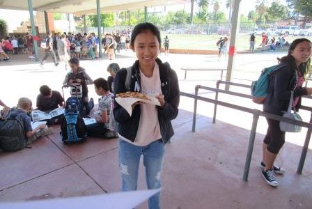 Jessica L. (7) Student of the Month – October