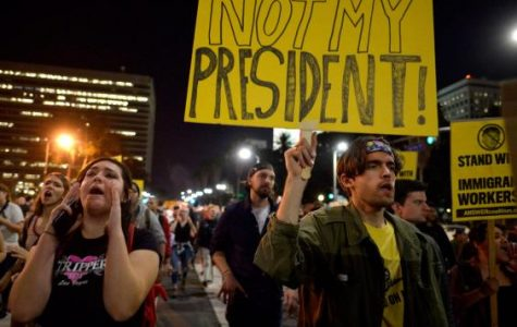 Editorial: Anti-Trump Protests