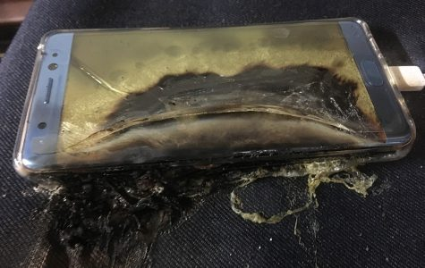 Galaxy Note 7 Recall and Explosions