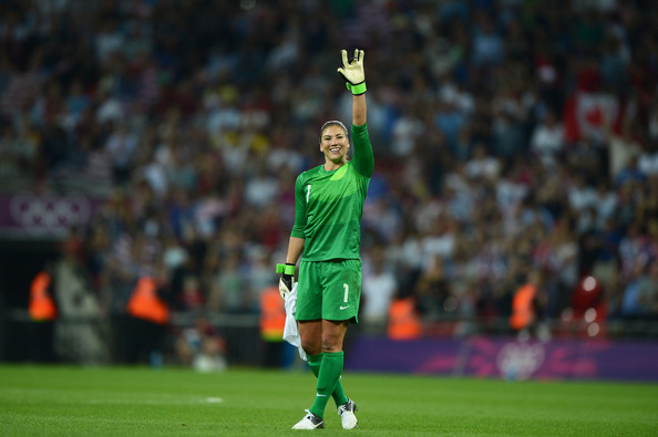 Hope Solo Suspended From The U.S Women's National team