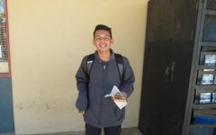 Jouquin M. (8) Student of the Month – October