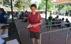 Alexander M. (8) Student of the Month – October