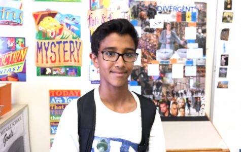 Amr B. (8) – Rotary Student of the Month (September)
