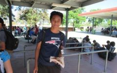 John C. (8) Student of the Month- October