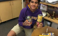 The Generous Canned Food Drive