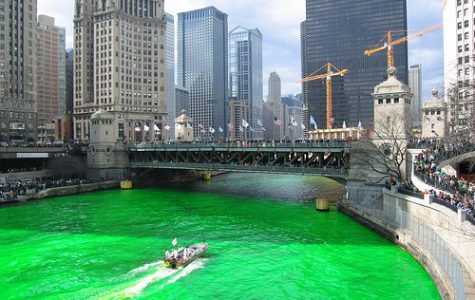 Let's Just Dye Rivers Green