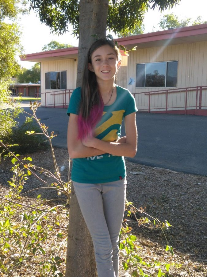Rotary Student of the Month: Adella Jorgenson