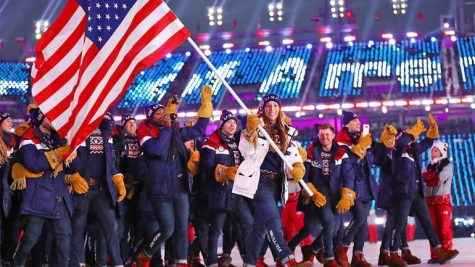 U.S.A. Disappointing In Winter Olympics