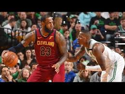 Cavaliers Fall in Game 1 To Celtics