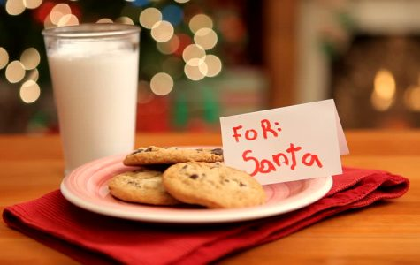 Christmas Traditions: Leaving Milk and Cookies for Santa