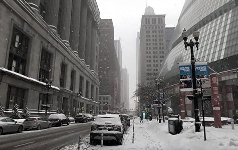 Chicago: Colder Than the South Pole?