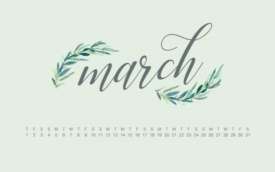March+is+Here%21