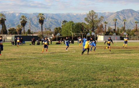 Boys Soccer Game Clement 2/6