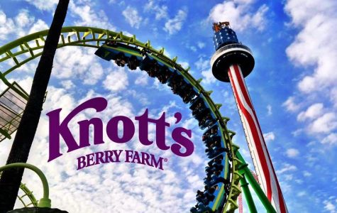 8th Grade is Going to Knott's