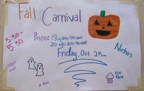 Fall Carnival Tickets Available!
