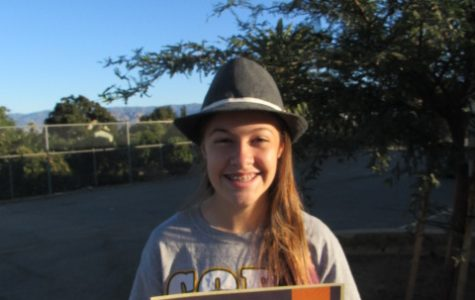October Student of the Month – Tess Risley