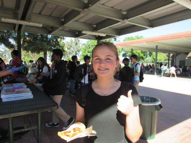 October Student of the Month – Mikele Fajardo Carbell