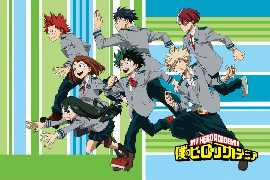 My Hero Academia Season 4 is Coming Out This Month