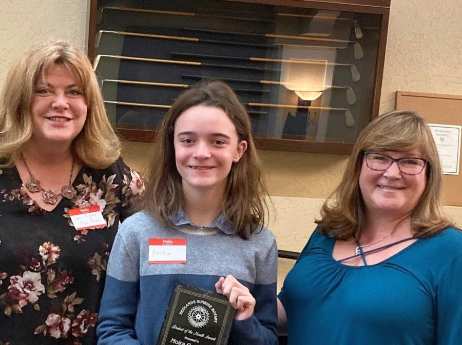 Rotary Student of the Month – Exploratory