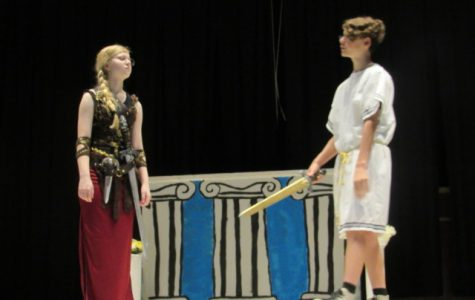 """Theseus and the Minotaur"" Evening Play Performance"
