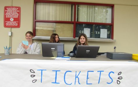 Semester Kick-Off Party Ticket Sales