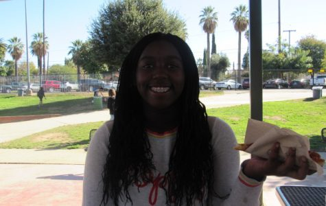 January Student of the Month-Sha Miyah Johnson