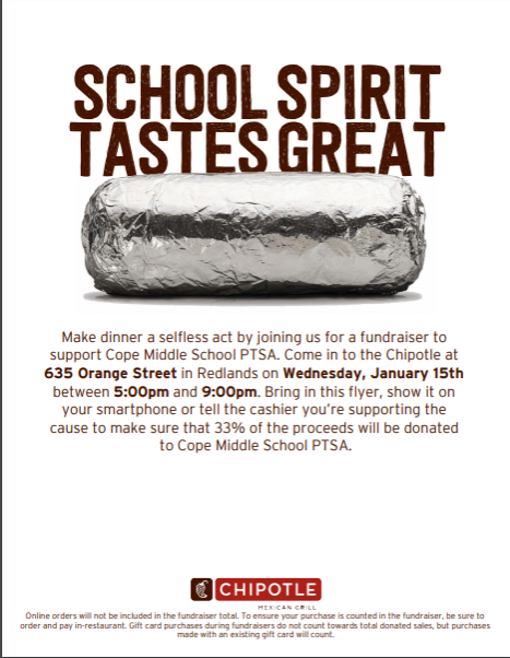 Chipotle+Fundraiser