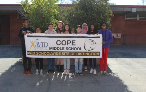 AVID School Wide Site of Distinction