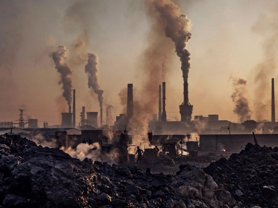 Help the Earth: Pollution and Factories