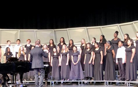 Choir Concert at RHS