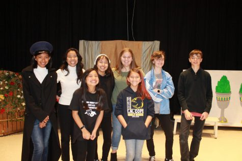 Students Enchanted By the Magic of Garner Holt Productions