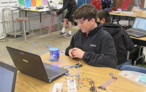 Featured Class: Robotics