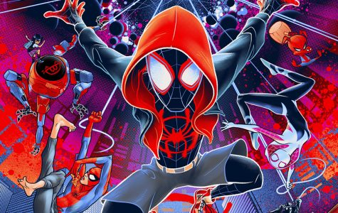 M.O.T.M.: Spider-Man: Into the Spider-Verse