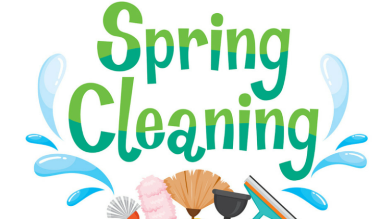 Spring+Cleaning