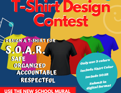 Soar T-shirt Design Competition