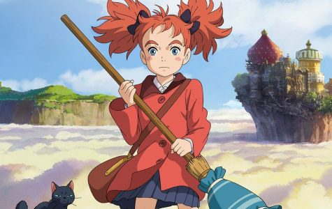 M.O.T.M. : Mary and the Witch's Flower