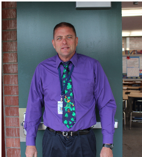 New Assistant Principal: Mr. Ruhm