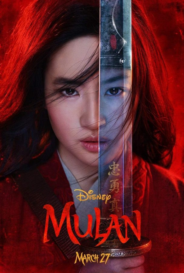 Mulan Movie on Disney+