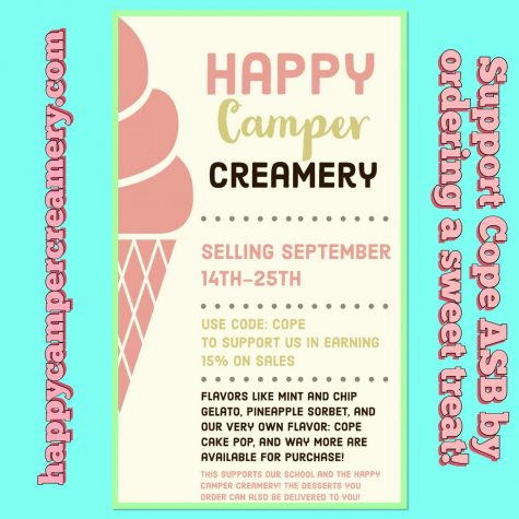 A Refreshing Treat: Happy Camper Creamery