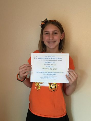SOAR Award Winner: Lillian Peske