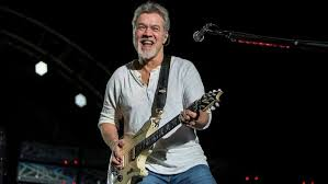 Rest in Peace, Eddie Van Halen