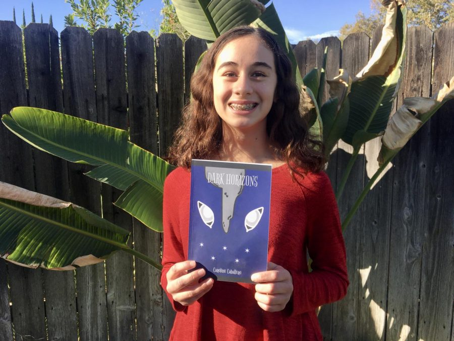 Caroline+Caballero+Becomes+a+Newly+Published+Author