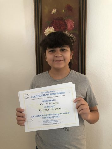 SOAR Award Winner: Cerati Montes