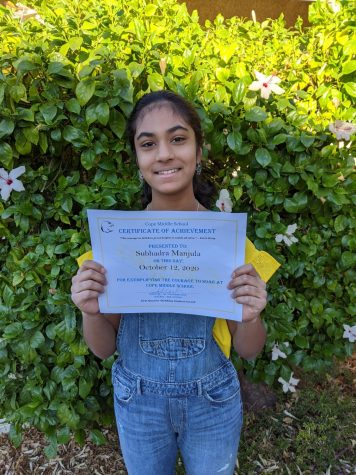 SOAR Award Winner: Subhadra Manjula