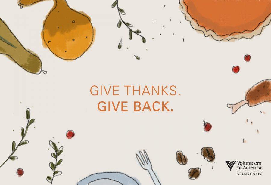 Ways to Give Back for Thanksgiving